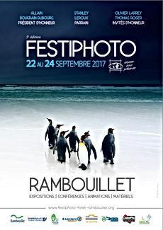 affiche festiphotorambouillet 2017