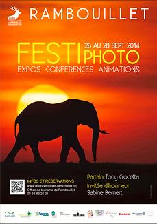 affiche festiphoto 2014