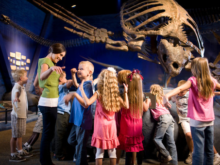 Free Days out for Children - Presentation workshop