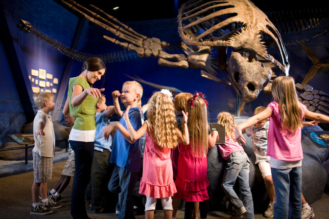 Parents and Teachers: How to Make the Most of a Museum Visit