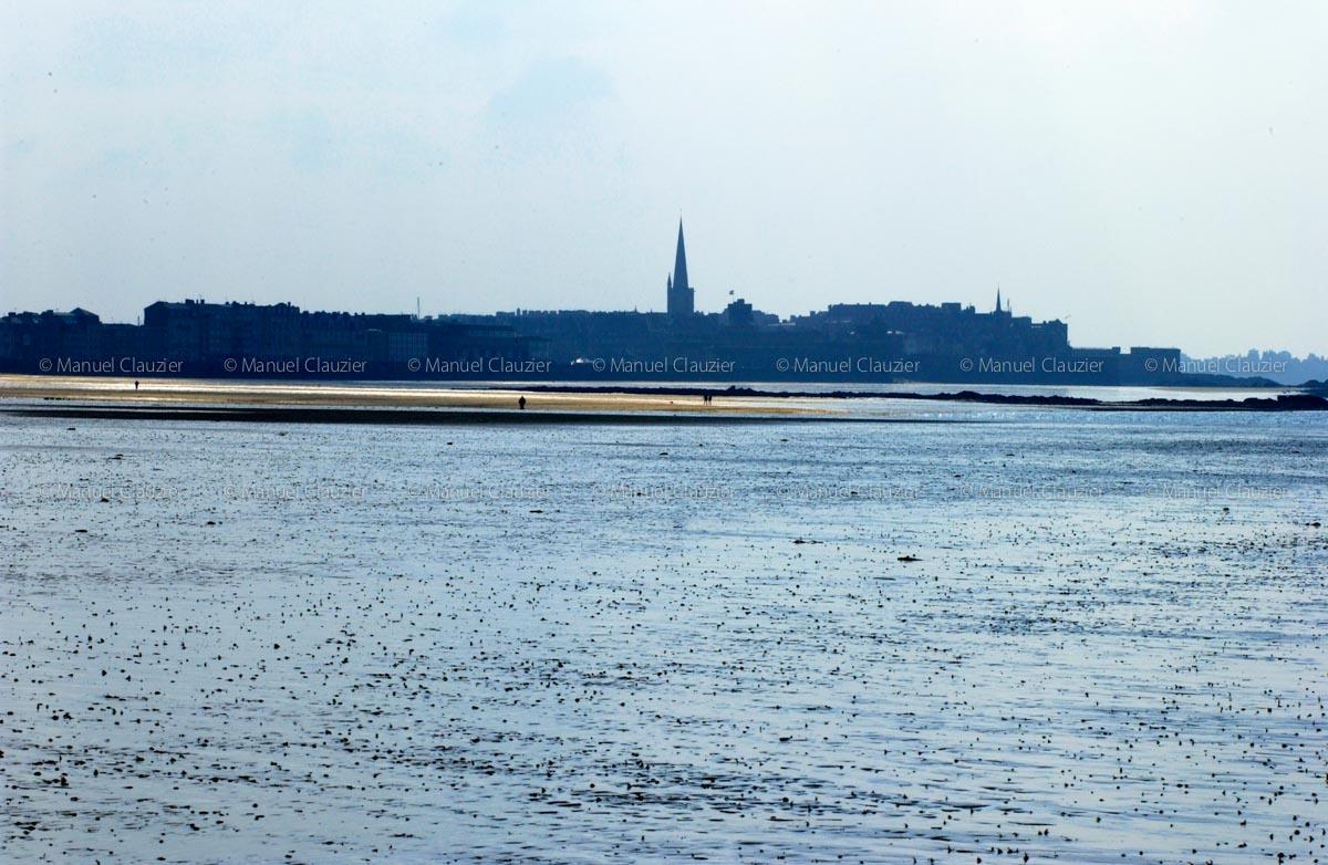 Heure bleue à Saint-Malo