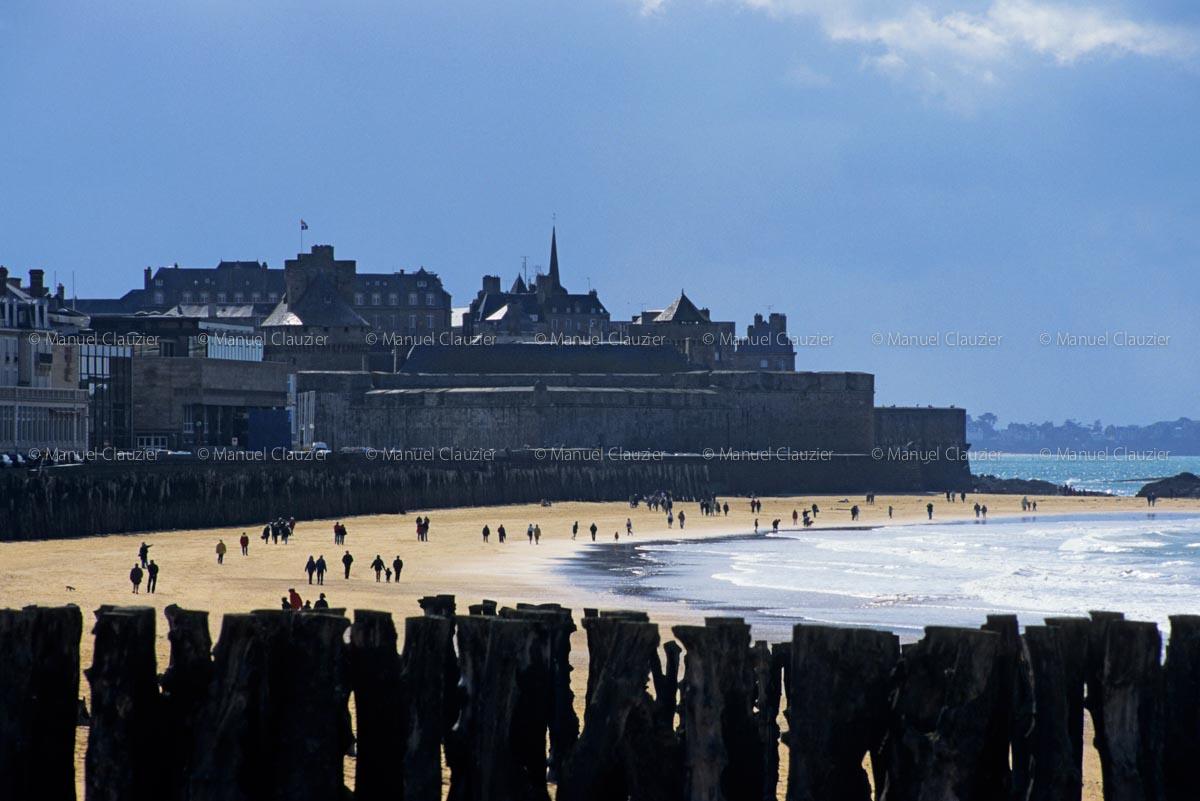 Saint-Malo jamais vu...