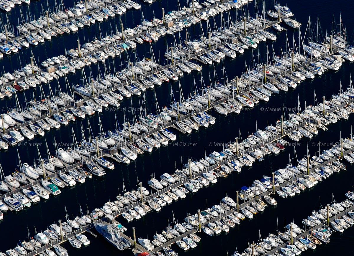 Port des Bas-Sablons. St-Malo