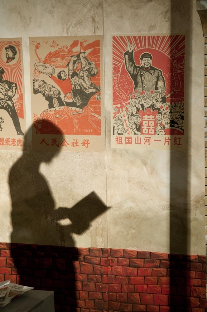 L'ombre chinoise au livre
