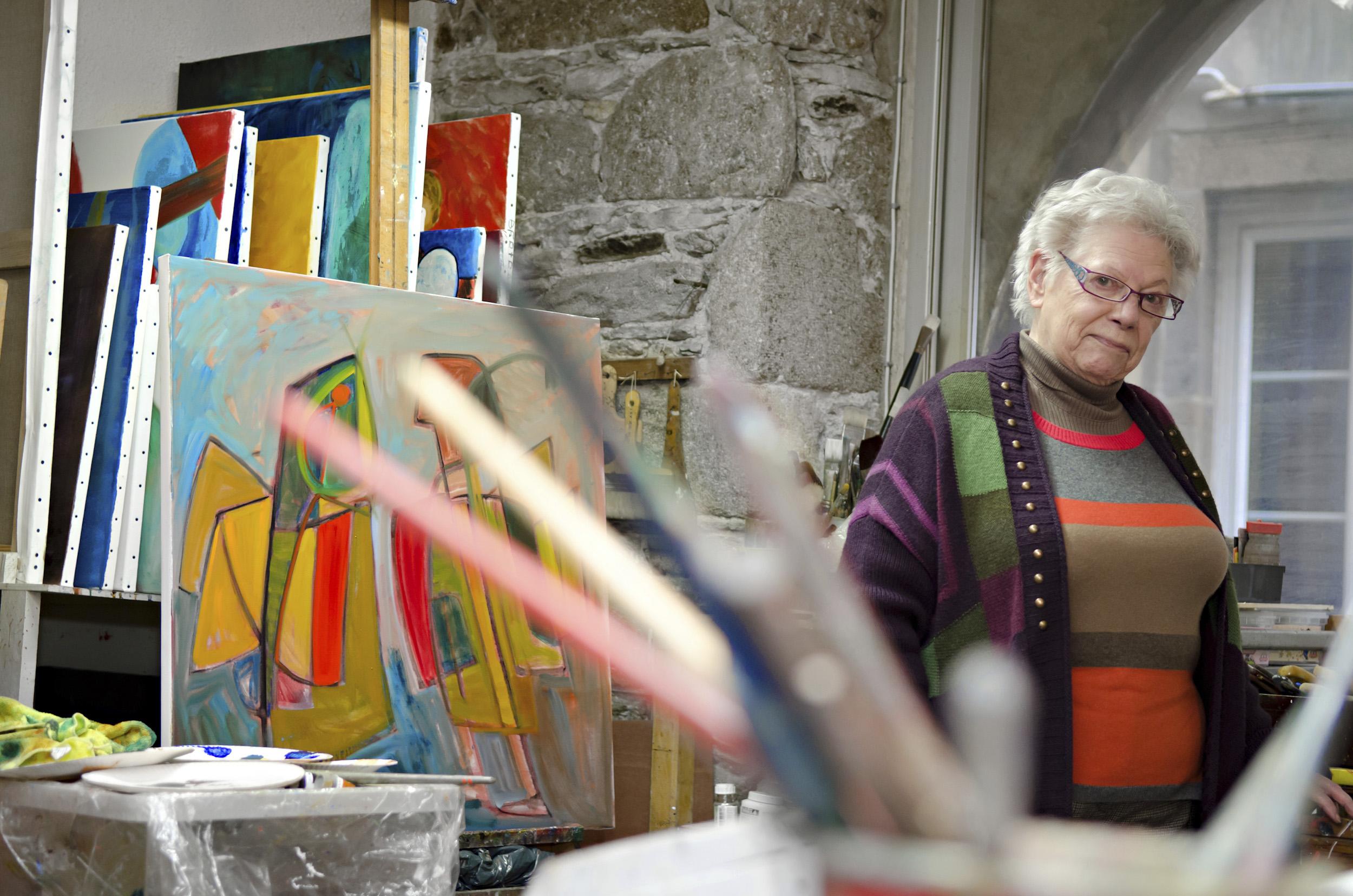 Denise Masson - Peintre