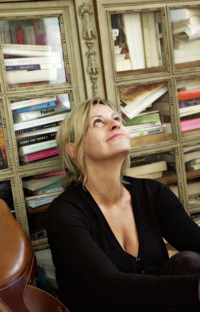 Karine Fougeray - Ecrivain (e)