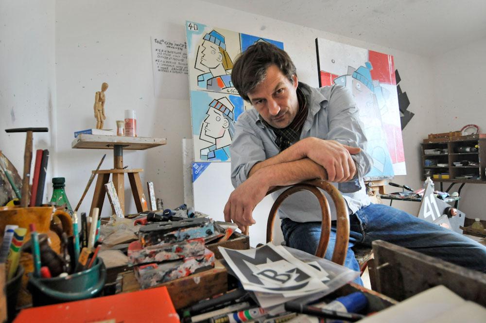Bruno Lecuyer - Peintre