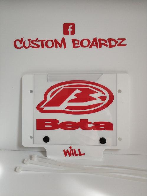 Beta- Standard Board