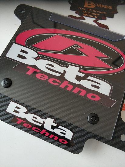 Beta Techno Carbon Fiber EFFECT