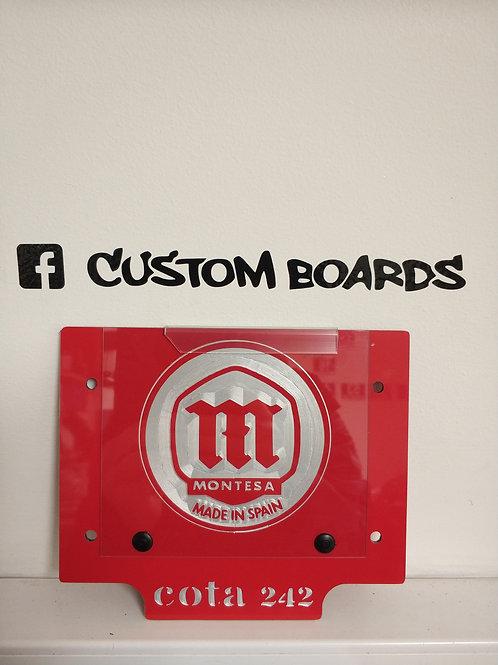 Montesa- Corta 242 Board