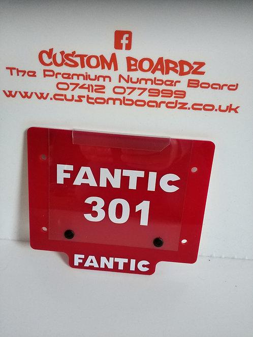 Fantic- 301 Board