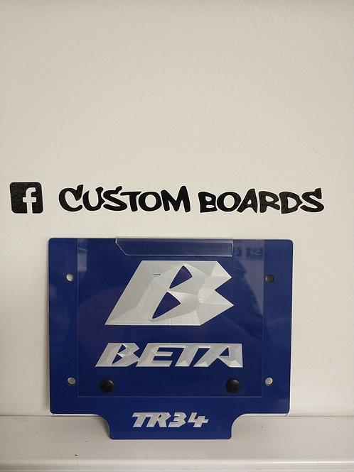 Beta- TR34 Board