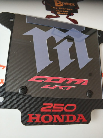 Montesa Carbon Fiber EFFECT