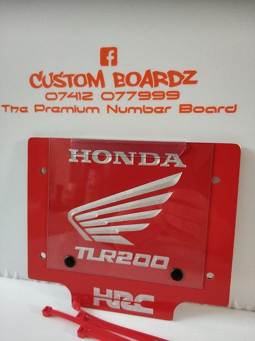 Honda- HRC x TLR200 Board