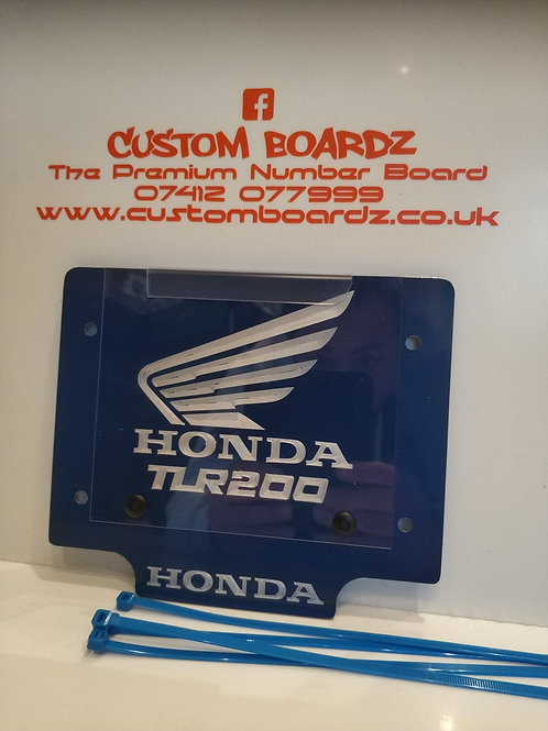 Honda- TLR200 Board