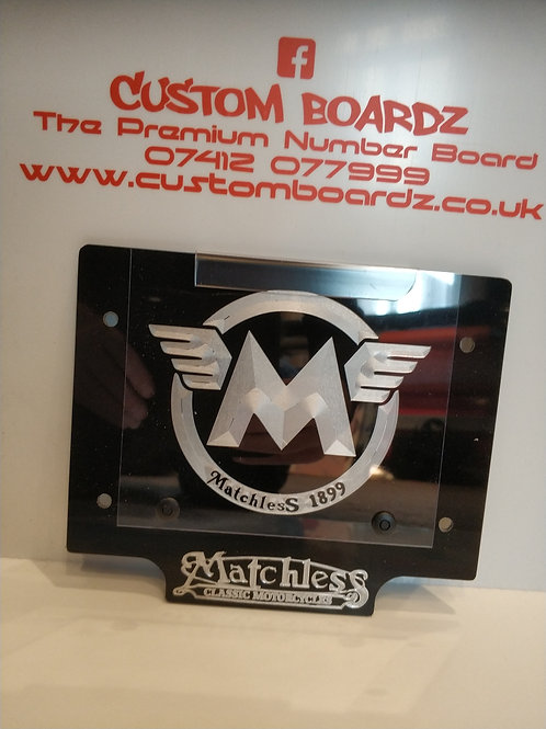 Matchless Board