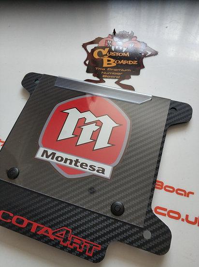 Montesa 301 RR carbon fiber EFFECT