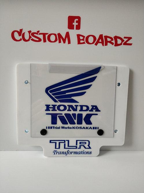 Honda- TLR Board