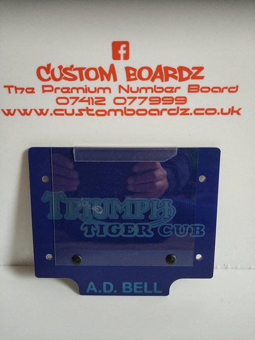 Triumph x Tiger Cub Board