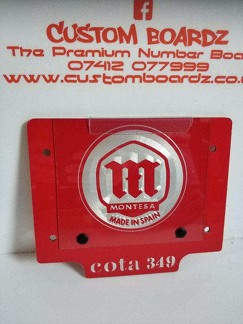 Montessa- 349 Board