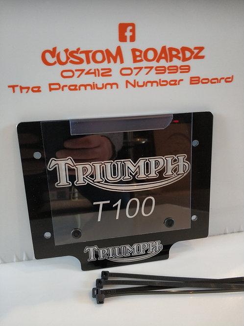 Triumph x T100 Board