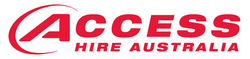 Access Hire logo