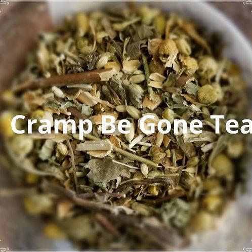 Cramp Be Gone Tea