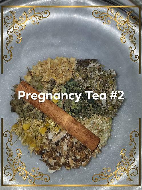 Pregnancy #2 Tea