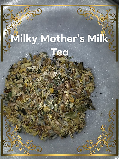 Milky Mother's Milk Tea
