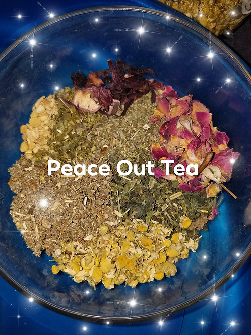 Peace Out Tea