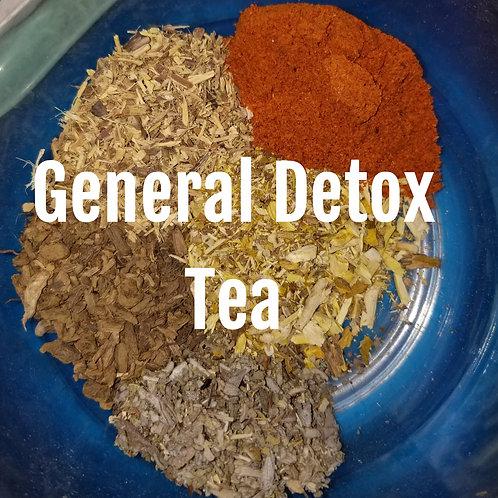 General Detox Tea