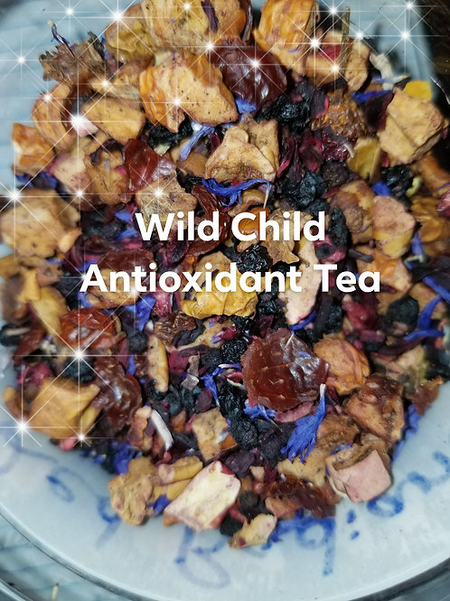 Wild Child Antioxidant Tea
