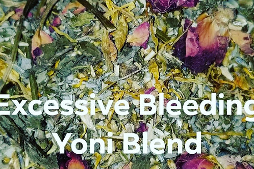 Excessive Bleeding Yoni Steam Herbs