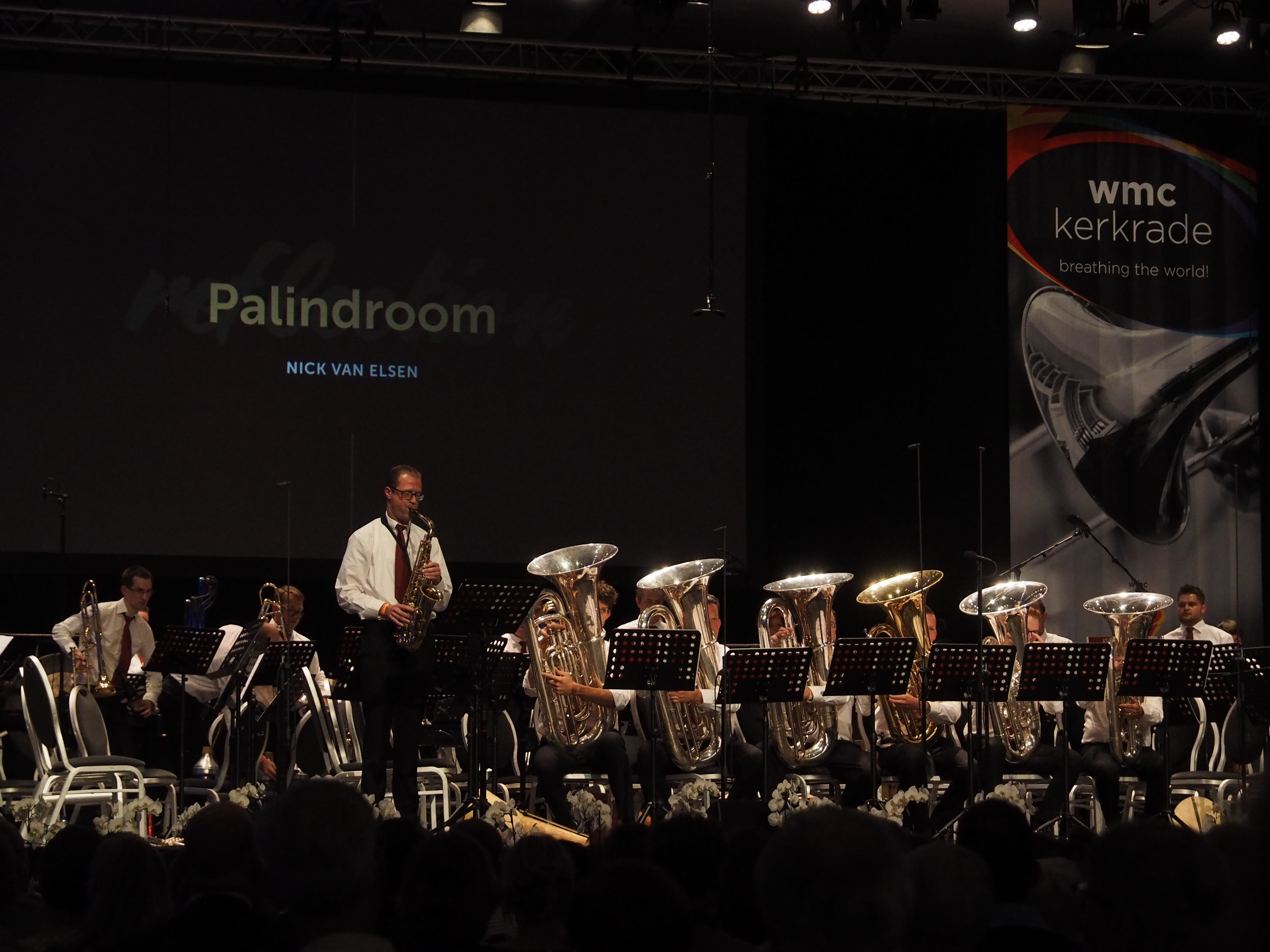 Palindroom - Stage