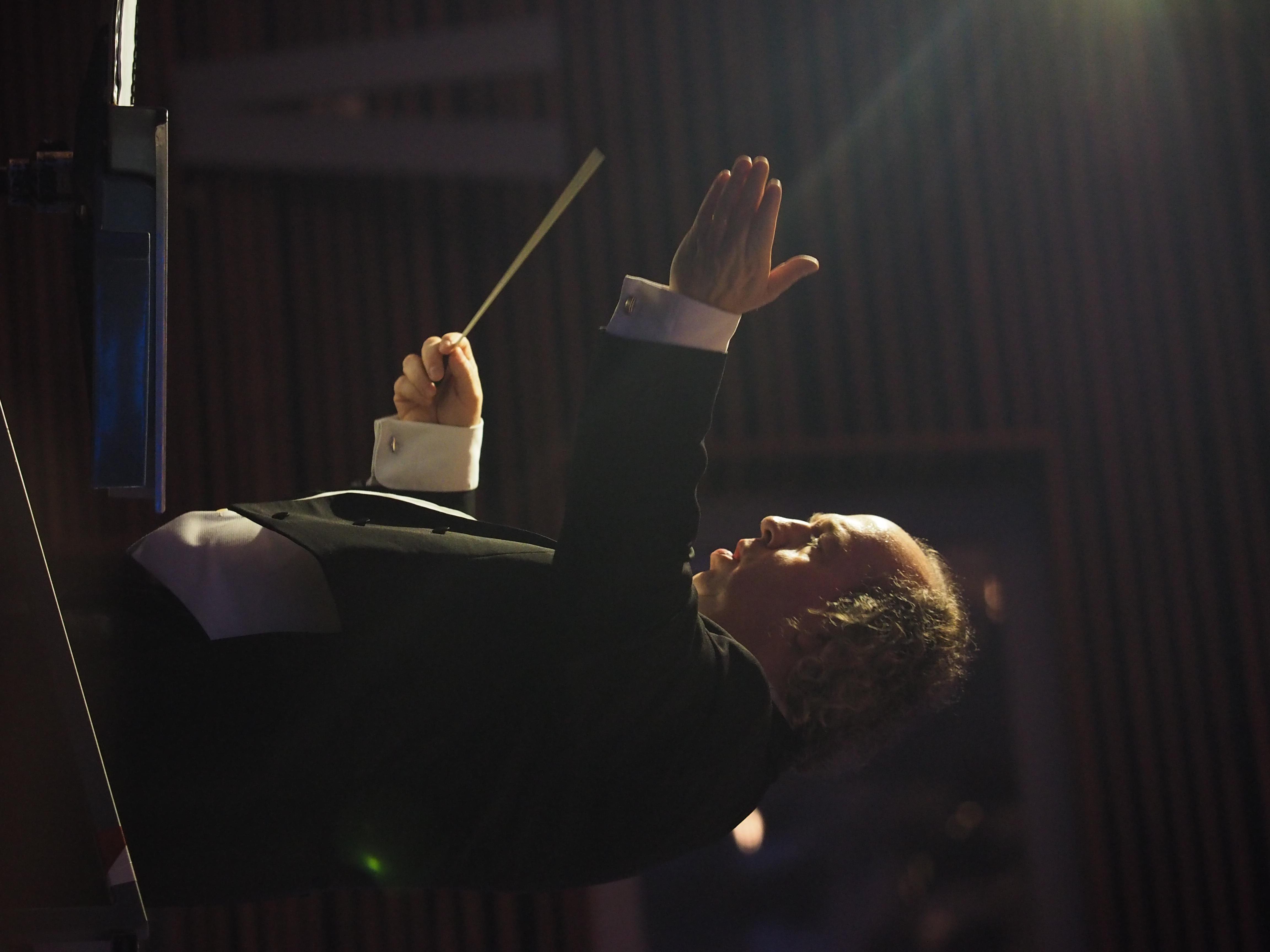 Conductor Ivan Meylemans