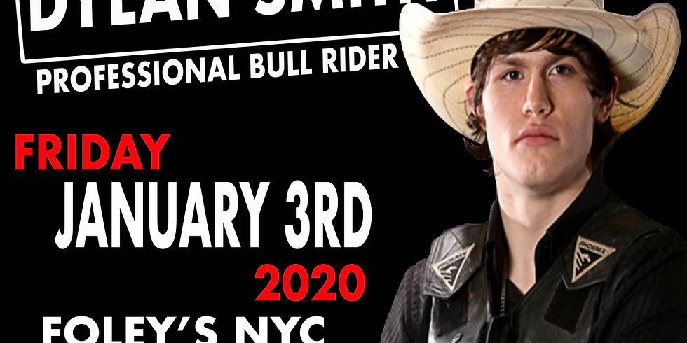 Meet & Greet with Dylan Smith @ Foley's NYC