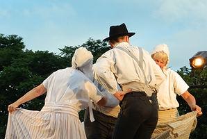 Danse traditionnelle quadrille morvan bourgogne costume traditionnel