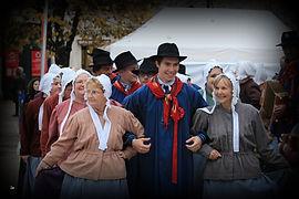 Danse bourgogne beaune vin tradition folklore