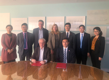 China Medical University Visits to CUDC, Clare Hall and Strangeways Research Laboratory