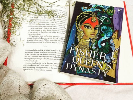 FISHER QUEEN DYNASTY BY KAVITA KANE