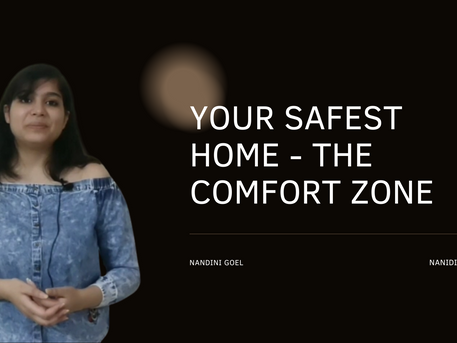 YOUR SAFEST HOME - THE COMFORT ZONE