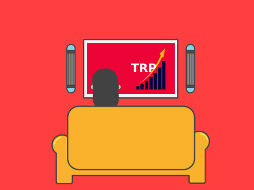 TRP ratings affecting the revenue generation by TV serials / channels