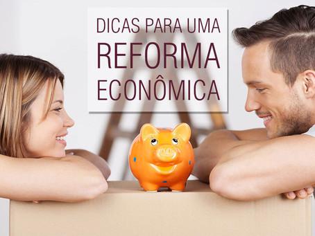 """Dicas para uma reforma econômica e sem """"quebra-quebra"""""""