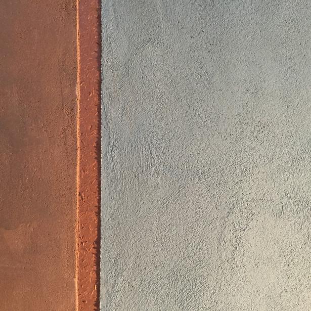 enduit terre coloré fibré