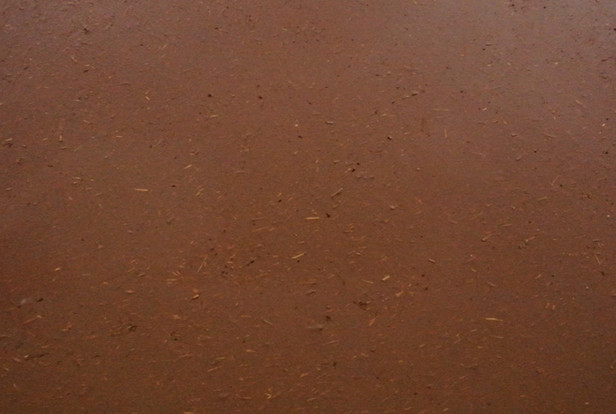 enduit terre lin