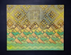 """MOVIMIENTO MIGRATORIO"" (Migratory movement) NeoCrotalic Original Artwork"