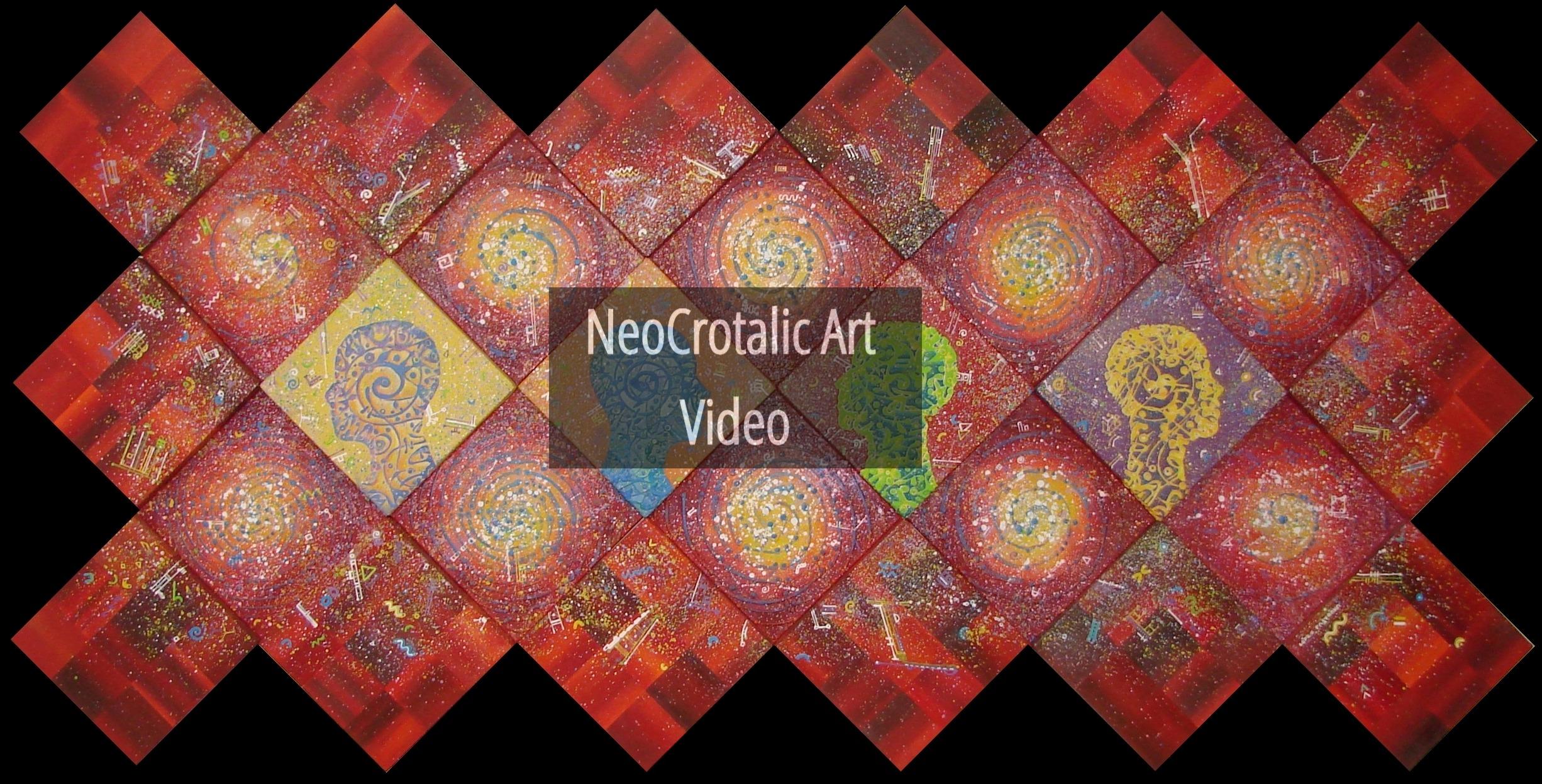 Neocrotalic Art Video