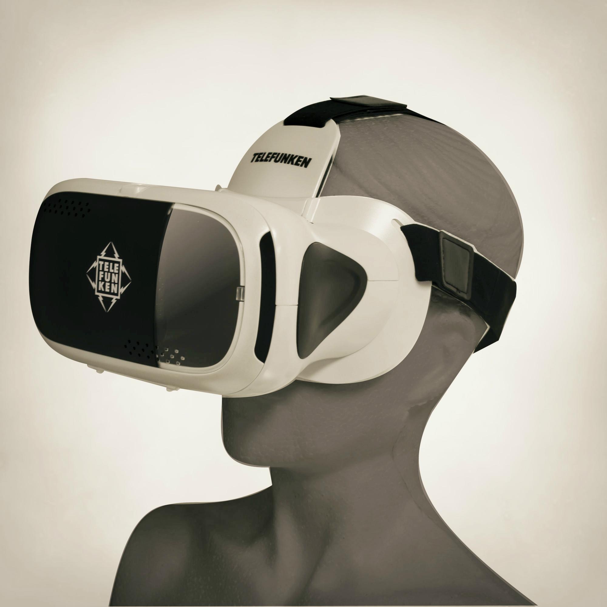 Lentes VR Telefunken TLF-VRG4 1