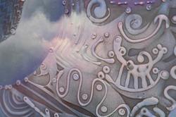 """TRILOGIA"" (Trilogy) NeoCrotalic Mexican Artwork"