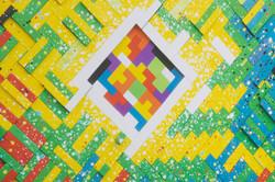 """""""LA TRIADA"""" (The Triad) NeoCrotalic Serialized Giclée by Javier Lopez Pastrana"""